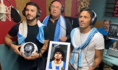 Αργεντίνοι παίκτες της Ελλάδας τραγουδούν για τον Μαραντόνα (+video) 6