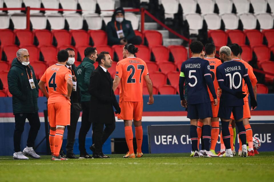 Η UEFA ξεκινάει έρευνα για το ρατσιστικό συμβάν στο Παρί – Μπασακσεχίρ!
