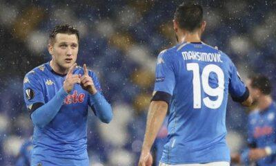"Europa League: Στους ""32"" Νάπολι, Σοσιεδάδ και Γιουνγκ Μπόις (+videos) 6"