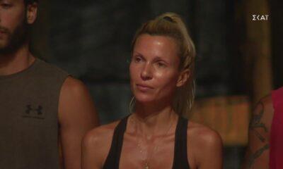 Survivor: Αποχώρηση Ασημίνας(video)