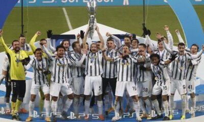 Γιουβέντους – Νάπολι 2-0: Το Super Cup στα χέρια της βέκια σινιόρα, το ρεκόρ του Ρονάλντο  (+videos)