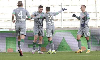 """ΝΠΣ Βόλος-Παναθηναϊκός 0-2: Το """"πράσινο τρένο"""" του 2021 """"σφύριξε"""" και στο Πανθεσσαλικό! (+video)"""