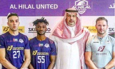 Από την Al Hillal FC, στη Διάνα Ηλιούπολης και στον Ασπρόπυργο! 7