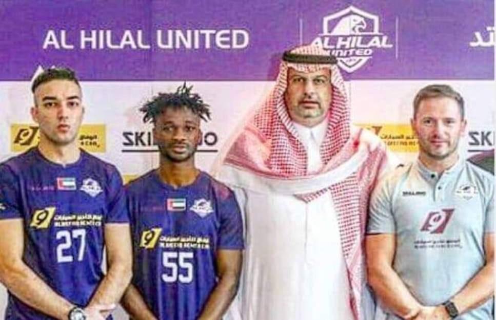 Από την  Al Hillal FC, στη Διάνα Ηλιούπολης και στον Ασπρόπυργο!