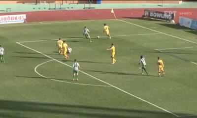 Εργοτέλης - Λεβαδειακός 0-1: το γκολ και τα HIGHLIGHTS (video) 16
