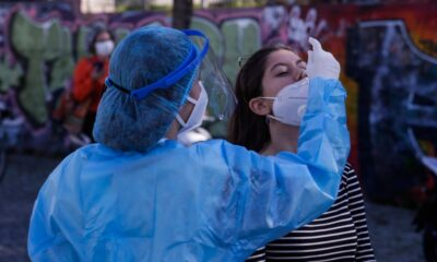 Κορονοϊός – Ο εφιάλτης συνεχίζεται: 3197 νέα κρούσματα σήμερα στην Ελλάδα – 52 νεκροί και 732 διασωληνώσεις