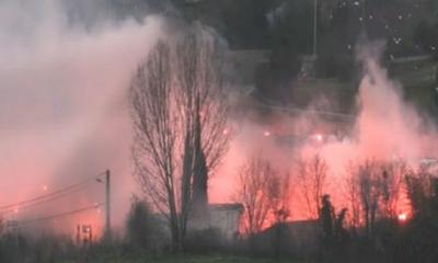 Ηφαίστειο η Μασσαλία – Έκρηξη από οπαδούς της Μαρσέιγ & δεκάδες συλλήψεις! (videos) 6