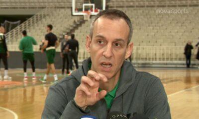 Παναθηναϊκός – Μακάμπι Τελ Αβίβ: Το τζάμπολ και η τηλεοπτική μετάδοση 6