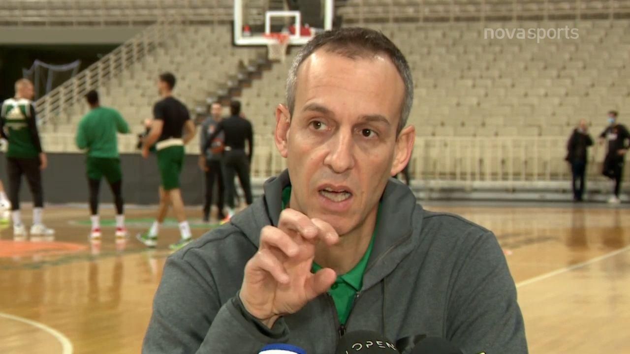 Παναθηναϊκός – Μακάμπι Τελ Αβίβ: Το τζάμπολ και η τηλεοπτική μετάδοση