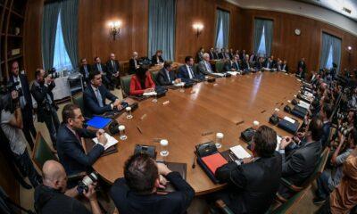 Ανασχηματισμός : Όλα τα πρόσωπα της νέας κυβέρνησης, συνεχίζει ο Αυγενάκης 14