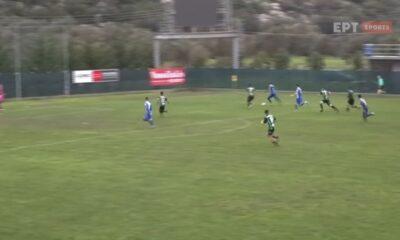 AE Καραϊσκάκης – Χανιά 1-1 | Tα γκολ και τα  HIGHLIGHTS (video)