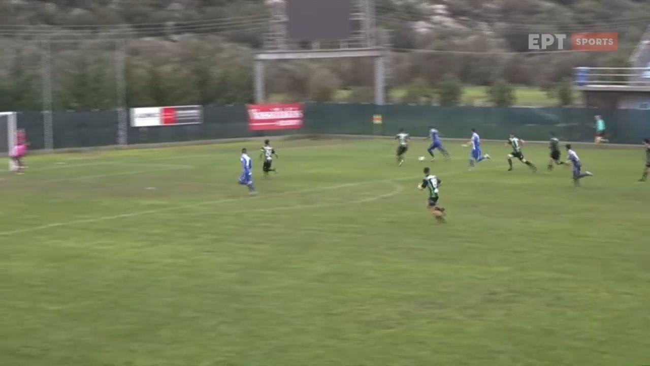 AE Καραϊσκάκης – Χανιά 1-1   Tα γκολ και τα  HIGHLIGHTS (video)
