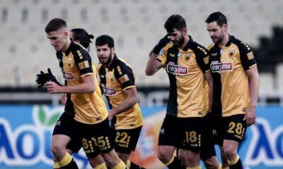 ΑΕΚ – Ατρόμητος 2-1: Γκολ – hls (vid)