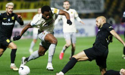 Αρης – ΑΕΚ 0-1: Με… σφραγίδα Λιβάι Γκαρσία!