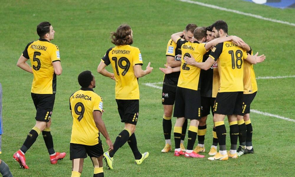 ΑΕΚ – Παναιτωλικός 1-0: Νίκη με την ψυχή στο στόμα…