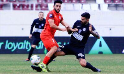 Απόλλων Λάρισας – Διαγόρας Ρόδου 0-1: Σεφτέ στις νίκες με Γεωργίου (+video)