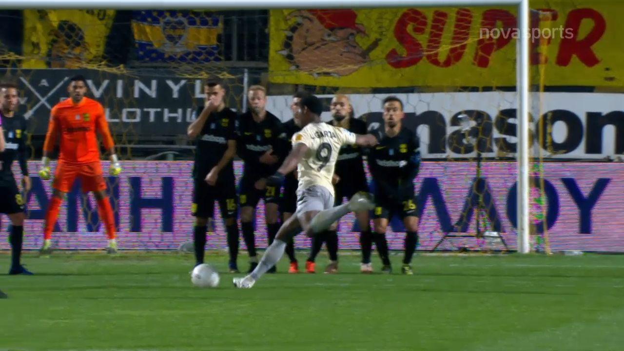 Άρης – ΑΕΚ 0-1: Γκολ και highlights (video)