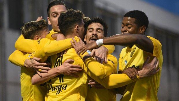Super League Interwetten: Η βαθμολογία μετά τις νίκες Άρη – Παναθηναϊκού – Δηλώσεις (+videos)