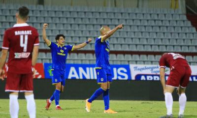 Αστέρας Τρίπολης – ΑΕΛ 1-0: Ο Μπαράλες «καθάρισε» ξανά (+video)