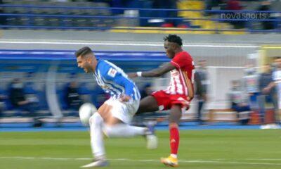 Ατρόμητος – Ολυμπιακός 0-1: Γκολ και highlights (video)