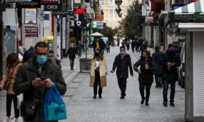Κορονοϊός : 605 κρούσματα – πού εντοπίζονται 15