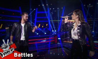 """Κωνσταντίνος Δημητρακόπουλος: """"Δεν έχει σίδερα η καρδιά σου"""" και στην επόμενη φάση του """"The Voice"""" (video)"""