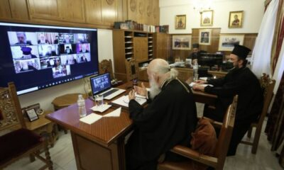 «Αντάρτικο» της Ιεράς Συνόδου: Θα ανοίξουν κανονικά οι εκκλησίες τα Θεοφάνεια 6