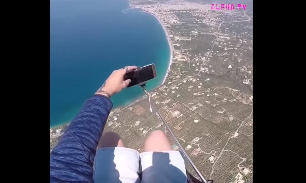 Η Καλαμάτα από ψηλά σε ένα διασκεδαστικό viral video