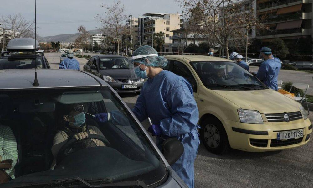 Κορονοϊός: 2691 νέα κρούσματα σήμερα στην Ελλάδα - 63 νεκροί και 749 διασωληνώσεις (+video) 5