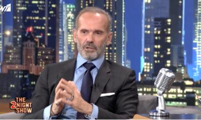 Χείμαρρος ο Πέτρος Κωστόπουλος – Η κατάθλιψη, το Ντουμπάι, η οικονομική καταστροφή: Εμένα δεν με λυπήθηκε κανείς