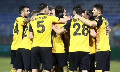 Λαμία - ΑΕΚ 0-1