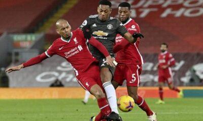 Λίβερπουλ – Μάντσεστερ Γιουνάιτεντ 0-0: Ισόπαλο το ντέρμπι, κερδισμένη η Σίτι (+video)