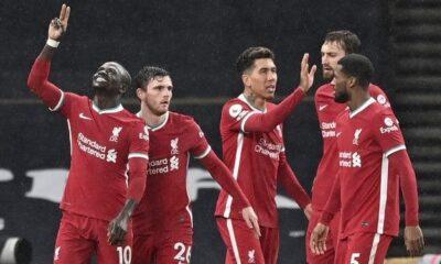 Τότεναμ - Λίβερπουλ 1-3: Επέστρεψε στις νίκες στο πρωτάθλημα με τριάρα στο Λονδίνο (+video) 12