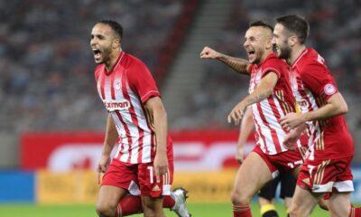 Ολυμπιακός - ΑΕΚ 3-0