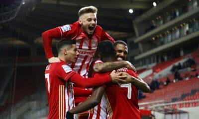 """Ολυμπιακός – ΠΑΟΚ 3-0: """"Πρωταθλητής"""" με τριάρα…"""