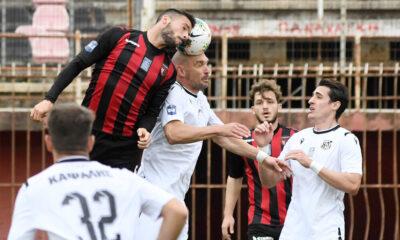 Παναχαϊκή - ΟΦΙ 2-0 Super League 2