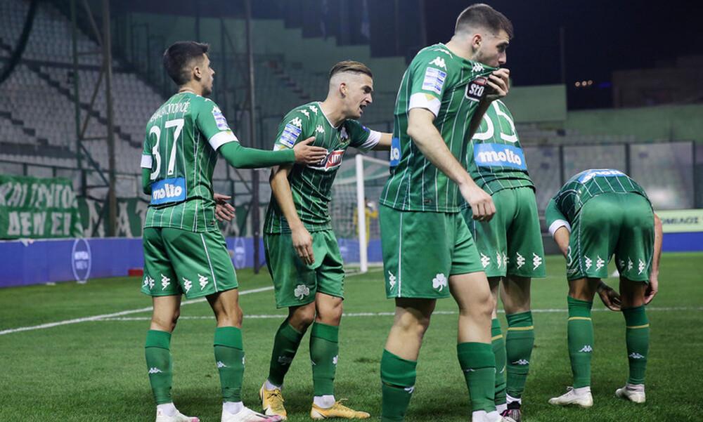 Παναθηναϊκός-ΑΕΛ 2-0: Υπέφερε, αλλά… κέρδισε