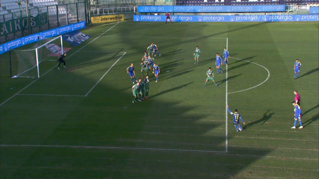 Παναθηναϊκός – Αστέρας Τρίπολης 0-0: Highlights (video)
