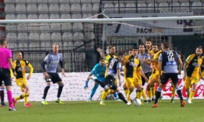 ΠΑΟΚ – ΑΕΚ 2-2: Γκολ και highlights (video)
