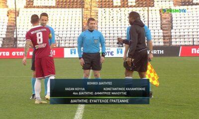 ΠΑΟΚ – ΑΕΛ 5-0: Γκολ και highlights (video)