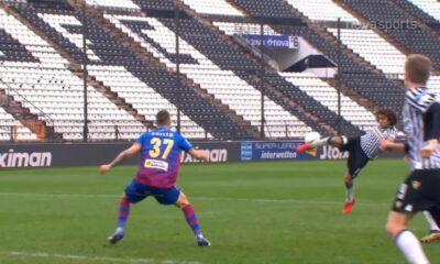 ΠΑΟΚ - Βόλος 3-1: Γκολ και highlights (video) 6