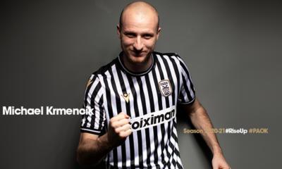 ΠΑΟΚ: Ανακοίνωσε live τον Κρμέντσικ! (pic+video) 6