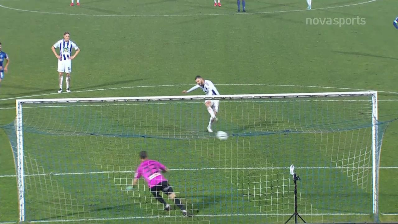 ΠΑΣ Γιάννινα – Απόλλων Σμύρνης 1-3: Γκολ και highlights (video)