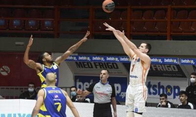 Προμηθέας - Λαύριο Basket League