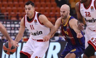 """Η βαθμολογία της EuroLeague: Σε αρνητικό ρεκόρ ο Ολυμπιακός, """"θολώνει"""" η οκτάδα (+videos) 23"""