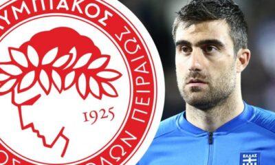 """Ο """"δηλωμένος"""" ΑΕΚτζής Παπασταθόπουλος, στα 33 του στον Ολυμπιακό: Για τα λεφτά τα κάνεις όλα; 24"""