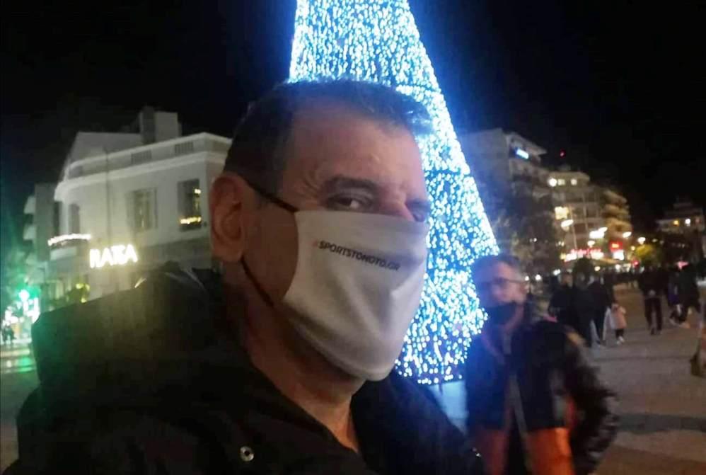 """Γεωργούντζος: """"Το 2021 θα είναι η χρονιά της Μαύρης Θύελλας""""! (video)"""