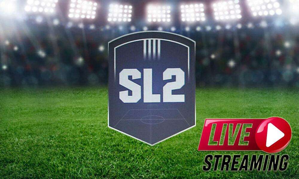 Η 12η αγωνιστική της SL2 σήμερα σε LIVE STREAMING (LIVE)
