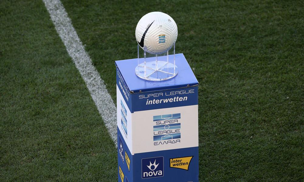 Super League: Η βαθμολογία μετά τη νίκη του Ολυμπιακού στο Βόλο