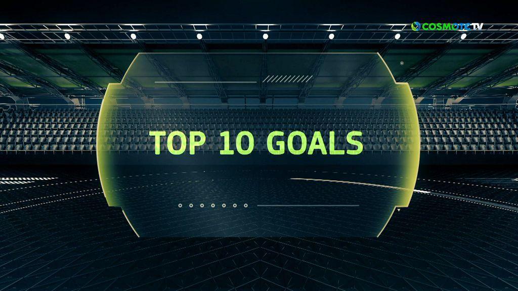 Τα 10 καλύτερα γκολ της αγωνιστικής (10/01) στα γήπεδα της Ευρώπης (video)
